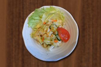 麹たっぷり野菜サラダ
